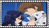stamp yukime and seto by Chaos-Broly