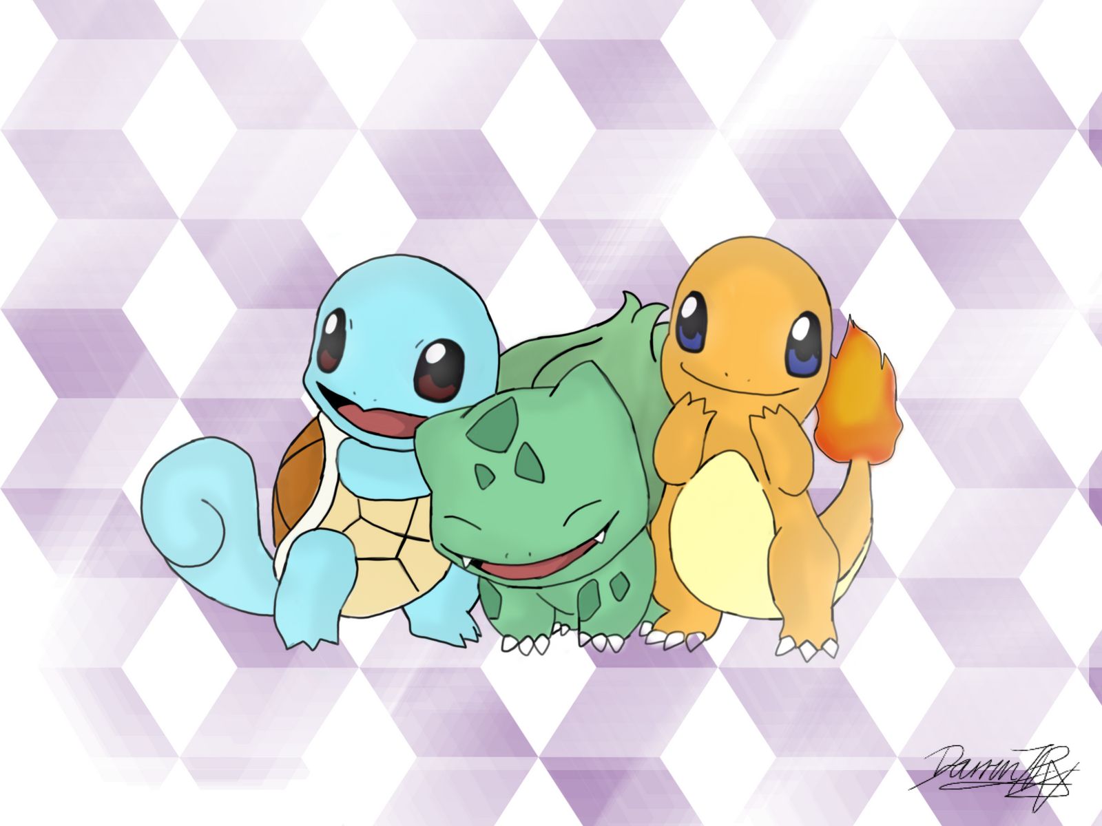how to get all three starter pokemon in pokemon gold
