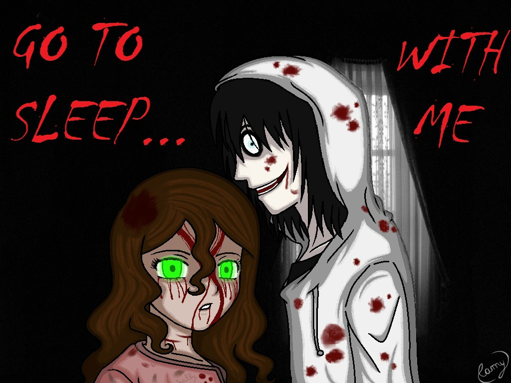 Creepypasta Jeff The Killer And Sally
