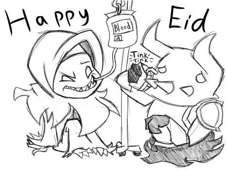 Happy Eid 1439! (2018)