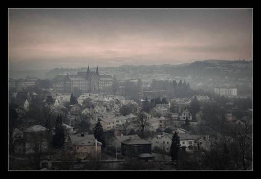 November mist I