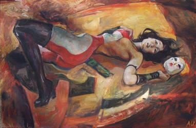 Kabuki by ayanimeya
