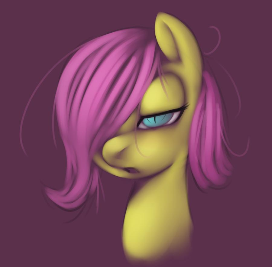 Stonershy by PonySocialExperiment