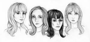 The Beatles Girls