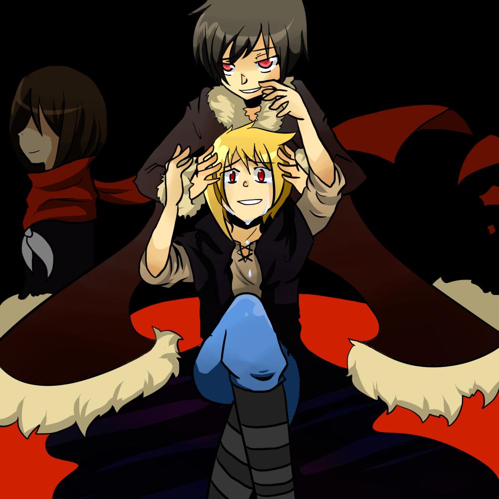 [Contest Entry] Kano and Izaya by KirariRinkan