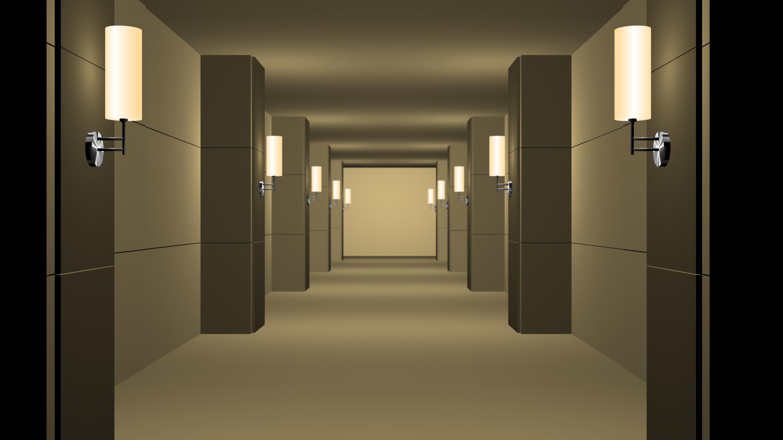 Corridor by dani8190 on deviantart - Wallpaper corridor ...