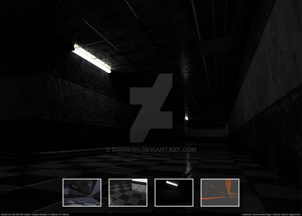 Penumbra Corridor by dani8190
