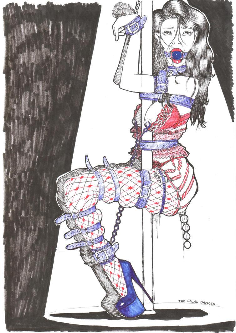 w002-co-ne-19 The Pole Dancer by ropework