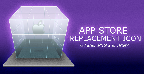 App Store Icon Replacement by mach3gillette