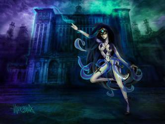 Magic Diva by MCValerianA