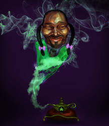 Snoop Dog by MCValerianA