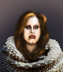 Adele by MCValerianA