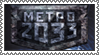Metro 2033 Stamp by Tukatze