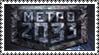 Metro 2033 Stamp by Tukatze