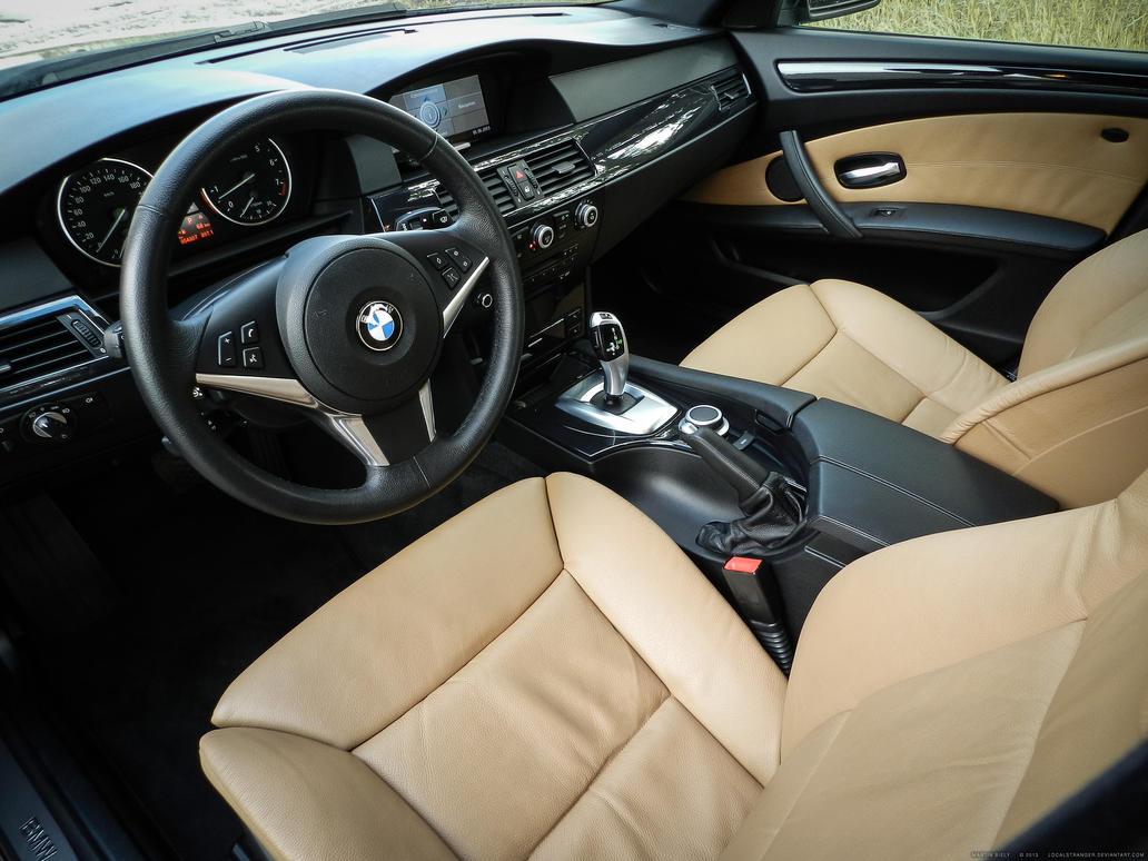 BMW Xi E Interior By LocalStranger On DeviantArt - 2008 bmw 530xi