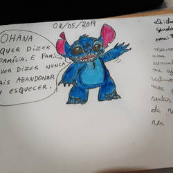 Stitch by luxstrong