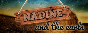 Band Banner (Nadine and the Earls)