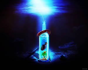 bottle 02 water