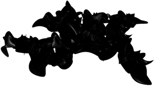 abstract render png