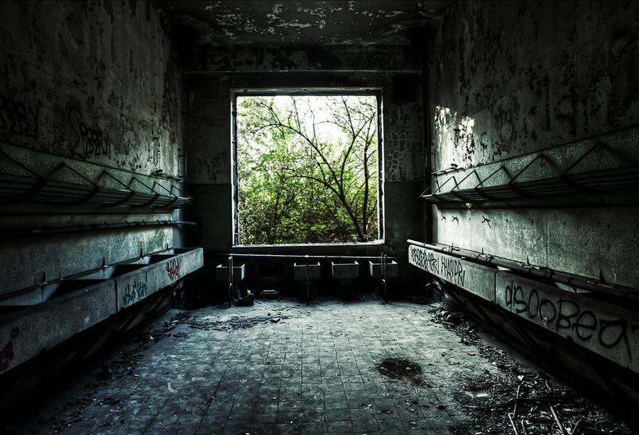 Abandonned  HQ 01