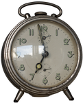 Old clock 01 HQ png