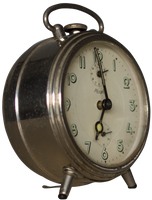 Old clock 02 HQ png by gd08