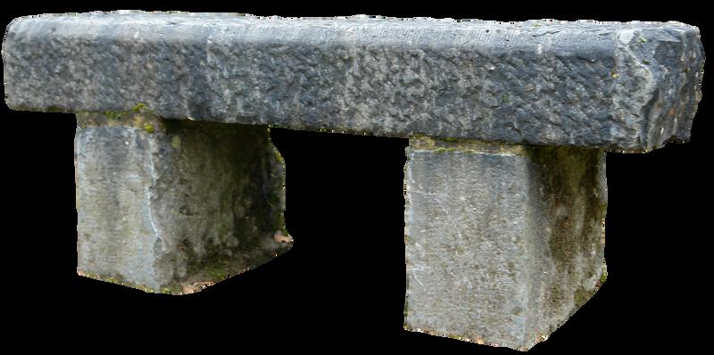 Stone bench 01 png by gd08 on deviantart - Set de table transparent ...