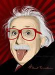 Stylish Einstein