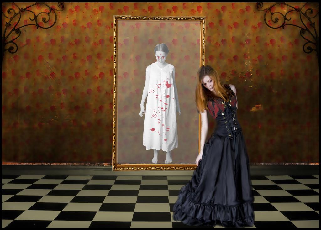 Urban Legends: Bloody Mary by RealLifeSuicideBlond on DeviantArt