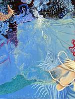 sea goddess by FatimaA