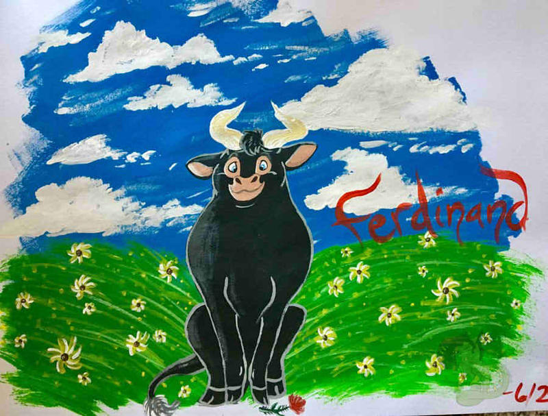 Ferdinand by AlkryEarth17