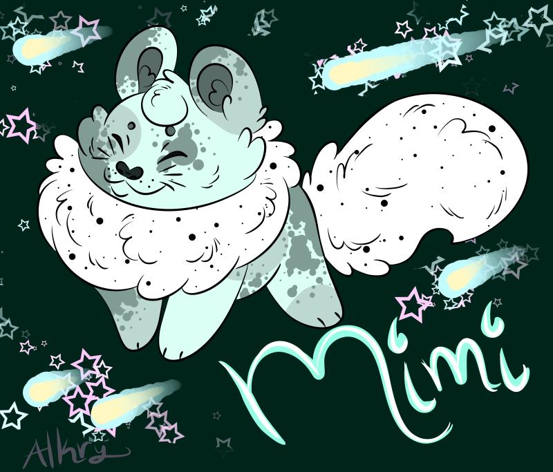 CM: Mimi by AlkryEarth17