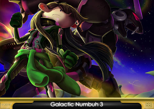 Numbuh 3 Splash 7
