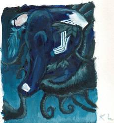 Venom at Night