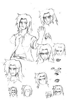 Test sketches