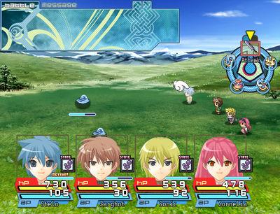 RPG MAKER VX] Battle HUD - demo by adanijmc on DeviantArt