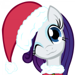 mlp christmas 5 by lpsglaceon918