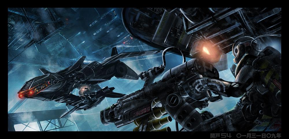 Waist Gunners by sekido54