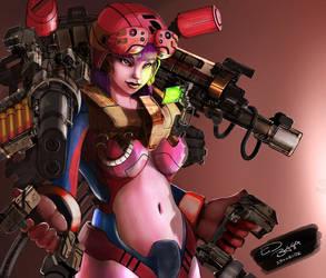 Girl+Shoulder Cannons 001