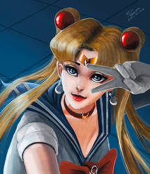 Sailor Moon 001
