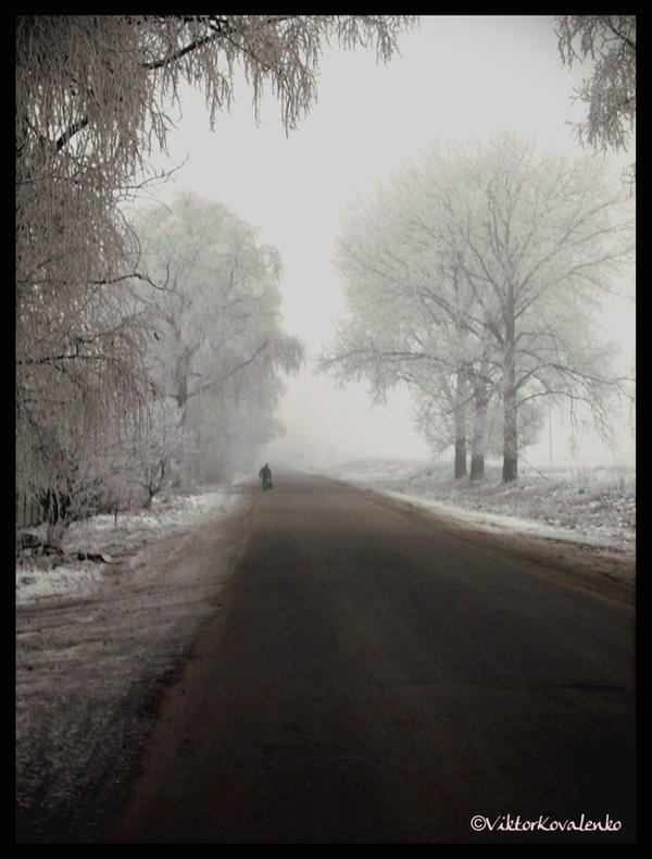 The winter in Ukraine VI by MorrScrolls