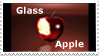 Glass Apple Stamp by THE-LEMON-WATCH