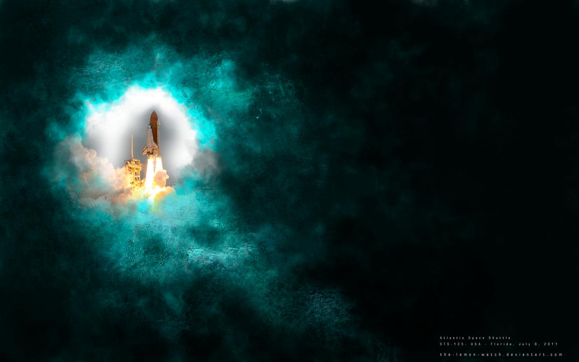 space shuttle atlantis watch - photo #29