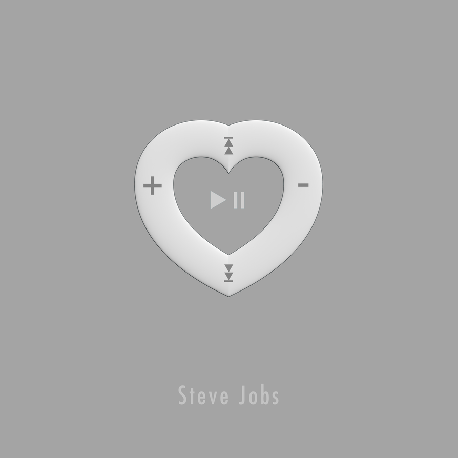 iLove - Steve Jobs by THE-LEMON-WATCH