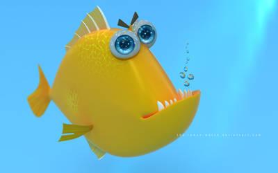 The dangerous fish!