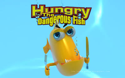 Hungry! The Dangerous Fish!
