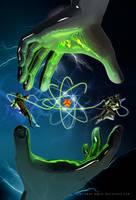 The Atom Control (vertical)