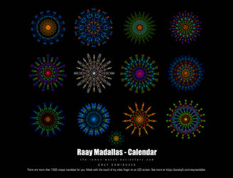 THE-LEMON-WATCH - Raay Mandallas CALENDAR