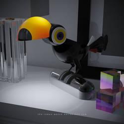 Toucan Light ON
