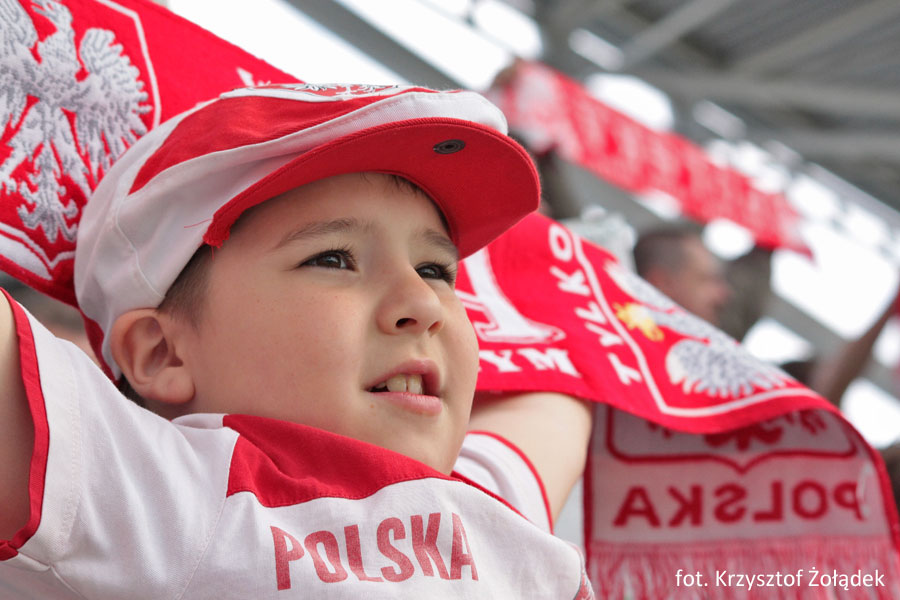 Polish football fan by kinio2000
